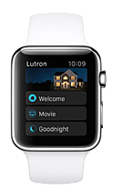 Apple Watch Lutron Caseta