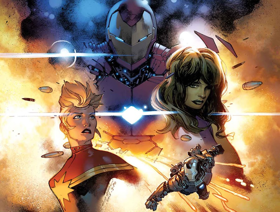 civil war ii marvel