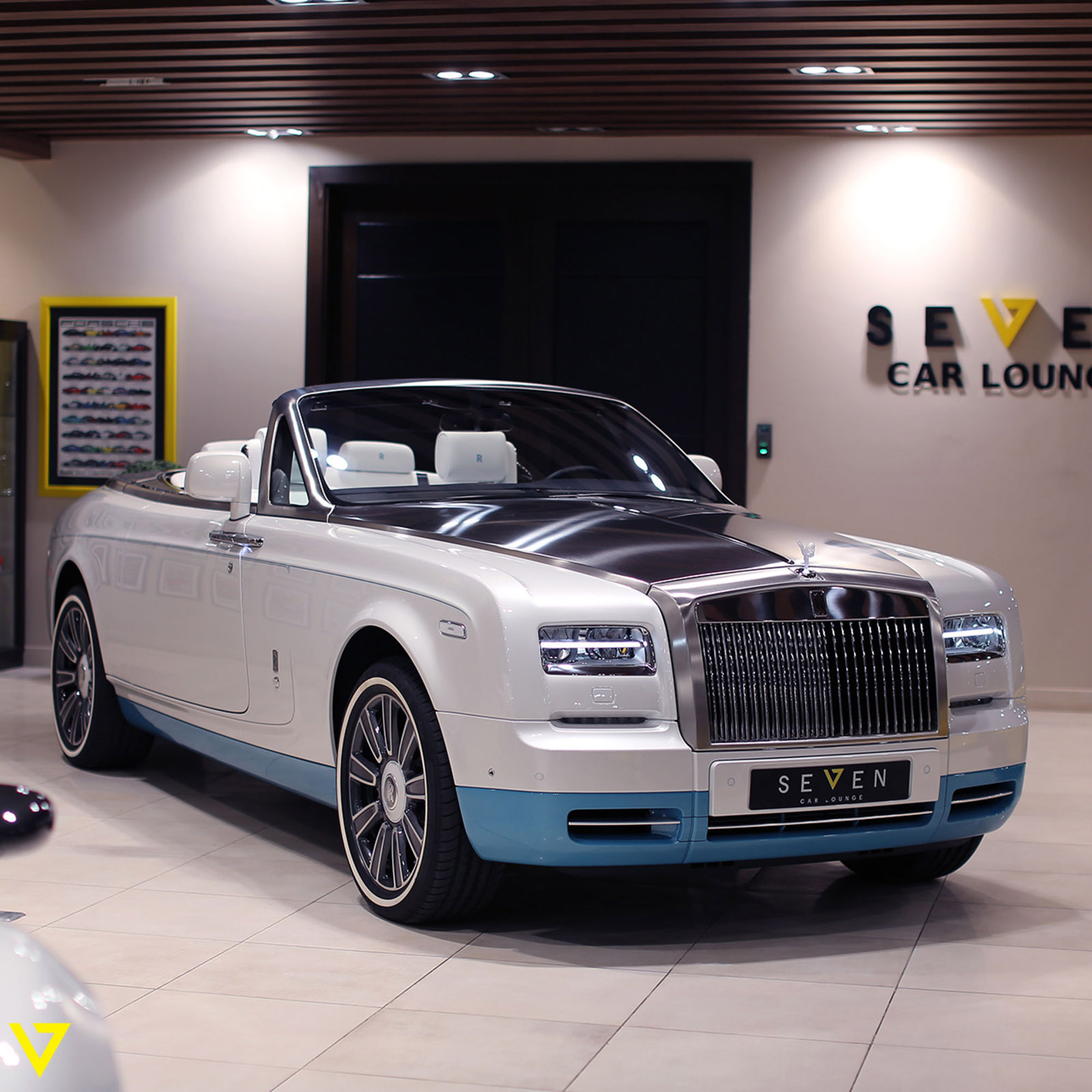 The Last RollsRoyce Phantom Drophead Coupe Is Up For Sale