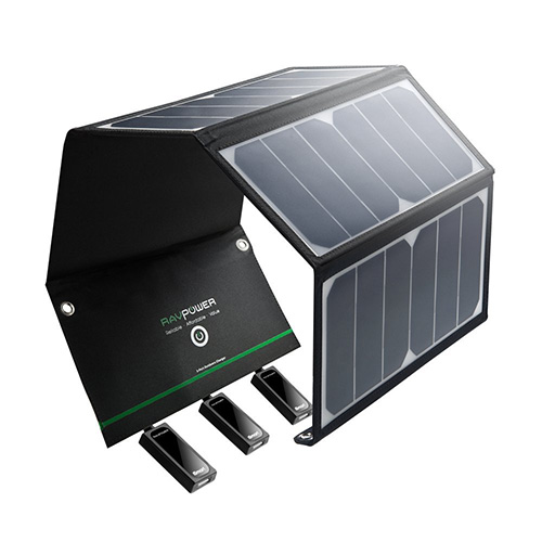 Chargeur solaire  RAVPower RP-PC005 24W