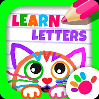 Abc Draw Kids Drawing! Alphabet Preschool  (Mod Apk Unlocked)