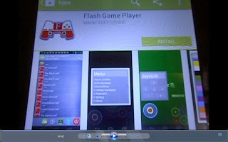 Flash Player Test Android