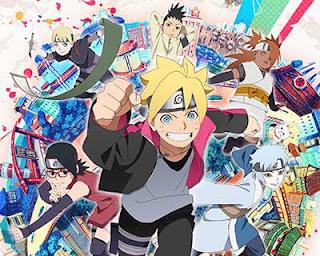 Naruto and Sasuke vs Momoshiki: Boruto: Naruto Next Generation