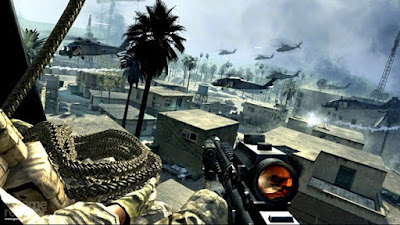 SS Call of Duty 4: Modern Warfare 4