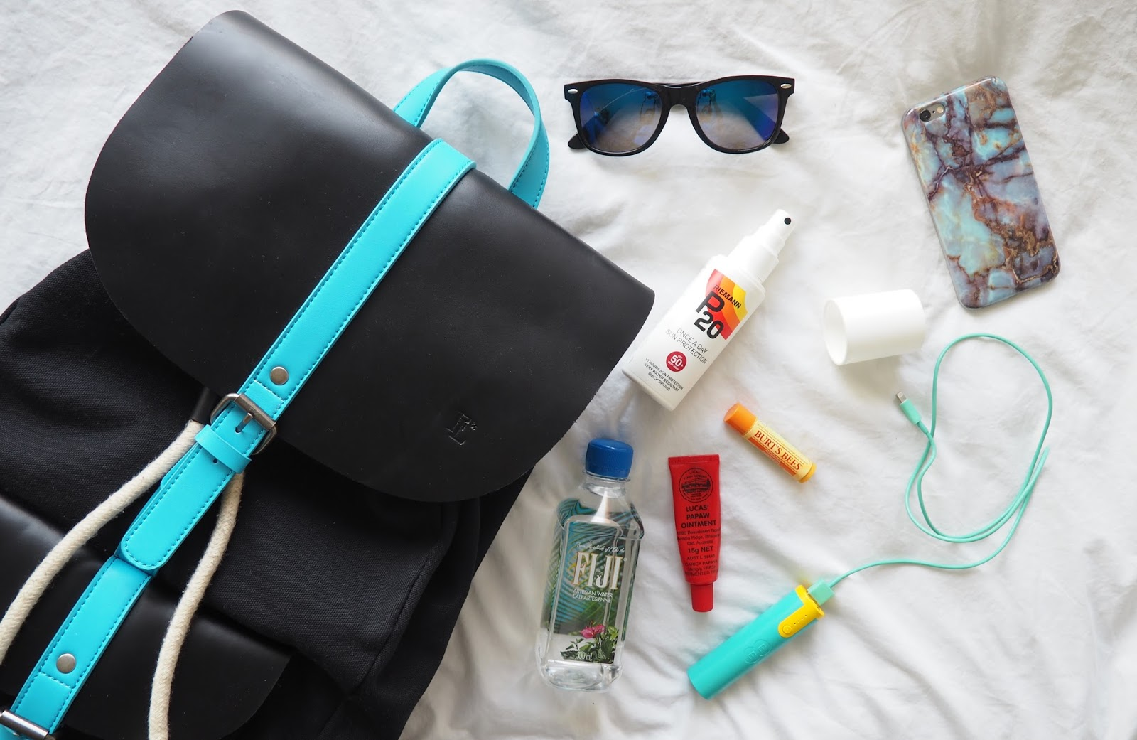 What's In My Bag Rome Edition - Salman Dean