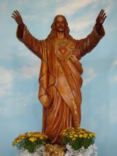 Resultado de imagem para sagrado coração de jesus sjdr