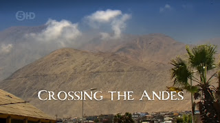 Extreme Railway Journeys - Crossing the Andes ep.2