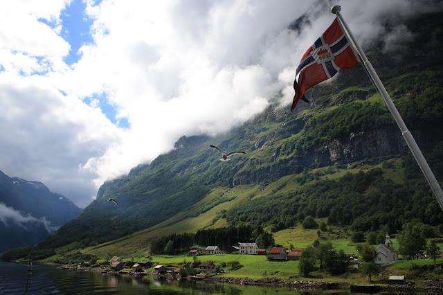 Flåm norge rejse