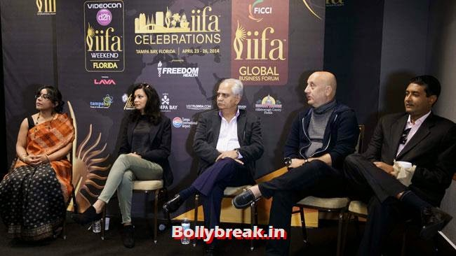 Anupam Kher, IIFA Awards 2014 Pics