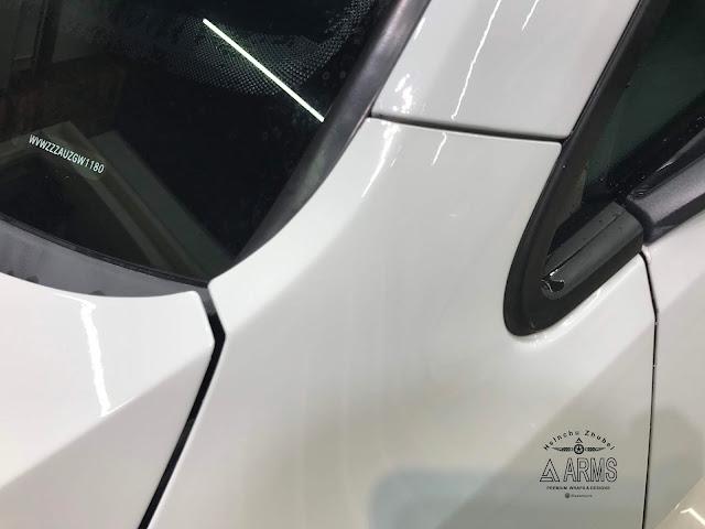 VW GOLF 7 GTI 移除全車PVC材質透明膜、另重新安裝 美國SunTek-PPF 專業犀牛皮。 產品的特性就不再多加贅述,完善的售後服務才是您最佳的保障。  讓你的愛車高速騁馳下,不用擔心原漆受損。