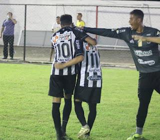 Treze goleia fora de casa e garante classificação na Série D