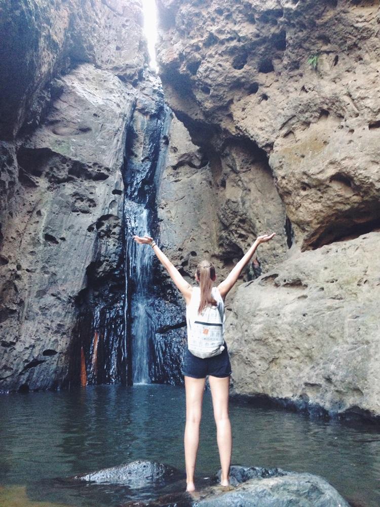 Pai: Sport ist Mord + Wasserfall