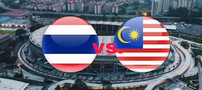 Live Streaming Thailand vs Malaysia Kejohanan B-16 AFC 23.9.2018