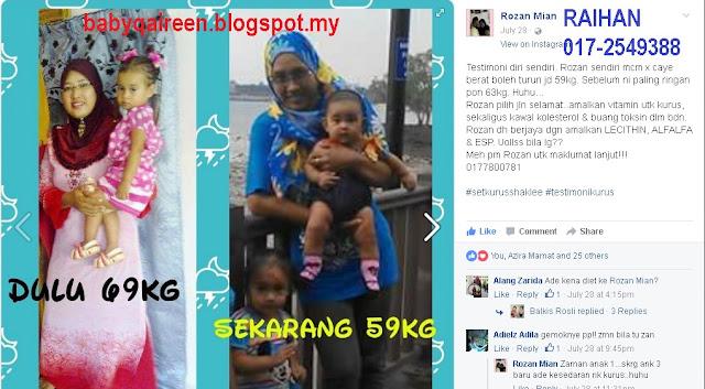 Pengedar Shaklee Melaka Area Masjid Tanah. Tanjung Bidara dan Kuala Linggi