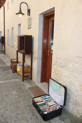 Librerias de Urueña que son como estar en casa