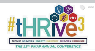 #tHRive3 : The PMAP 53rd Annual Conference