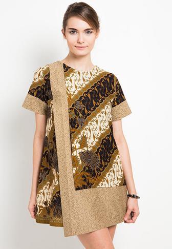 Trend Baju Batik Kerja Terbaru