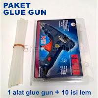glue gun 20
