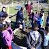 Plantio de árvores mobiliza estudantes