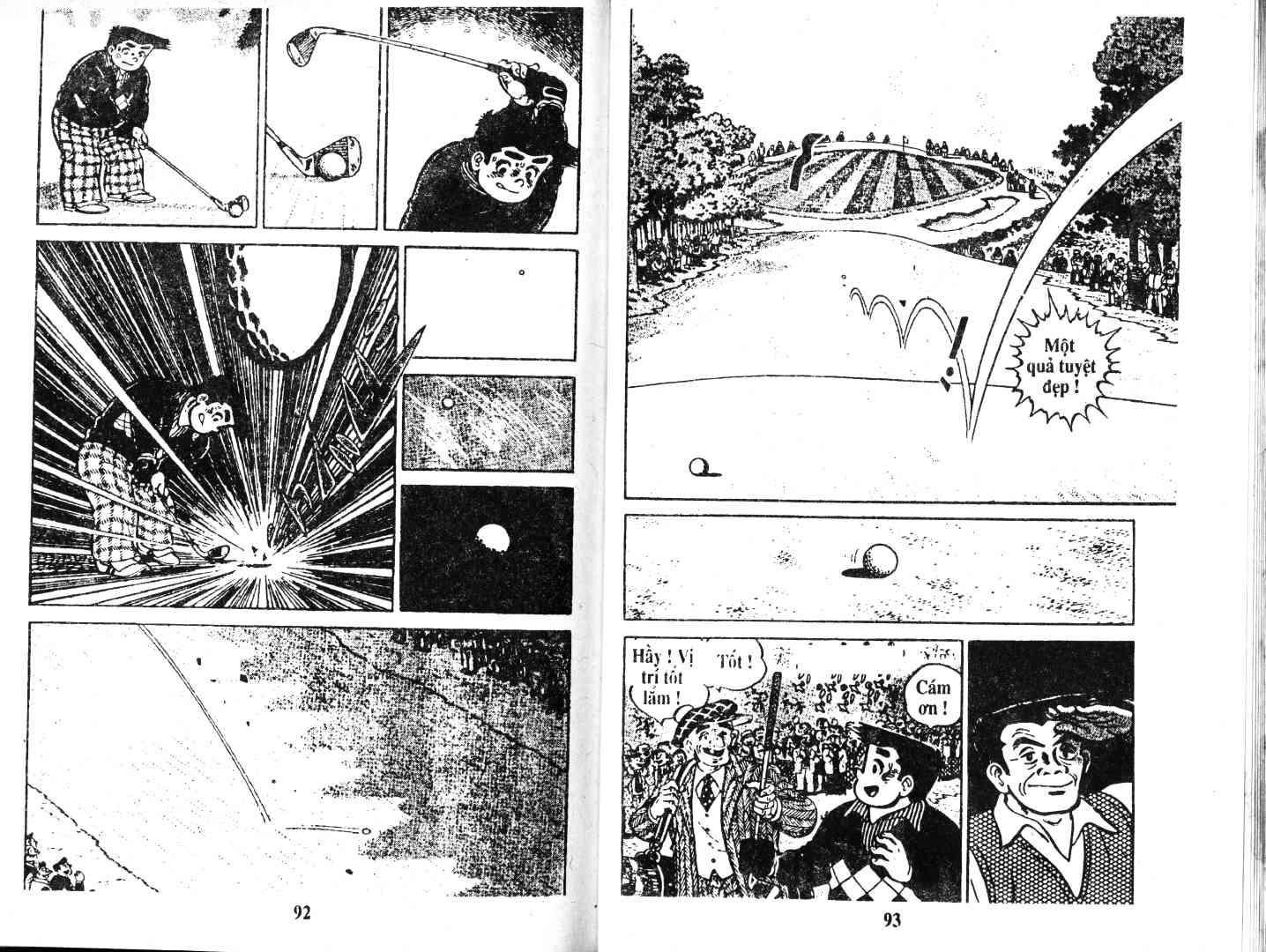Ashita Tenki ni Naare chapter 50 trang 45