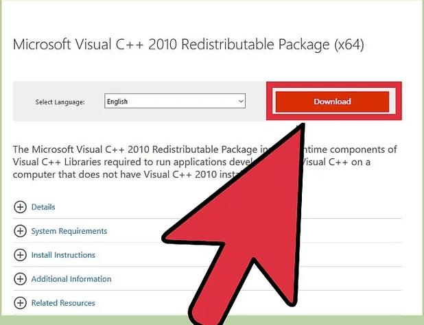 طريقة تحميل برنامج DirectX 11  من أجل التهكير