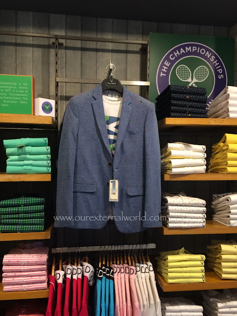 Allen Solly - Solly Sports Wimbledon Collection In Stores