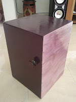 Tutorial DIY How to make Cajon