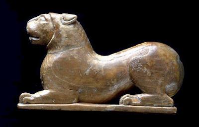 Etruscan tessera d'ospitalità