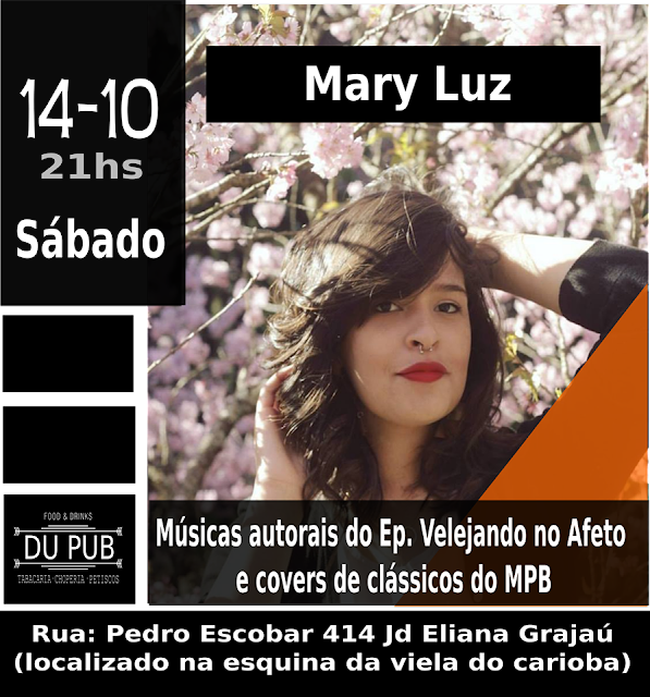 Mary Luz no Du Pub