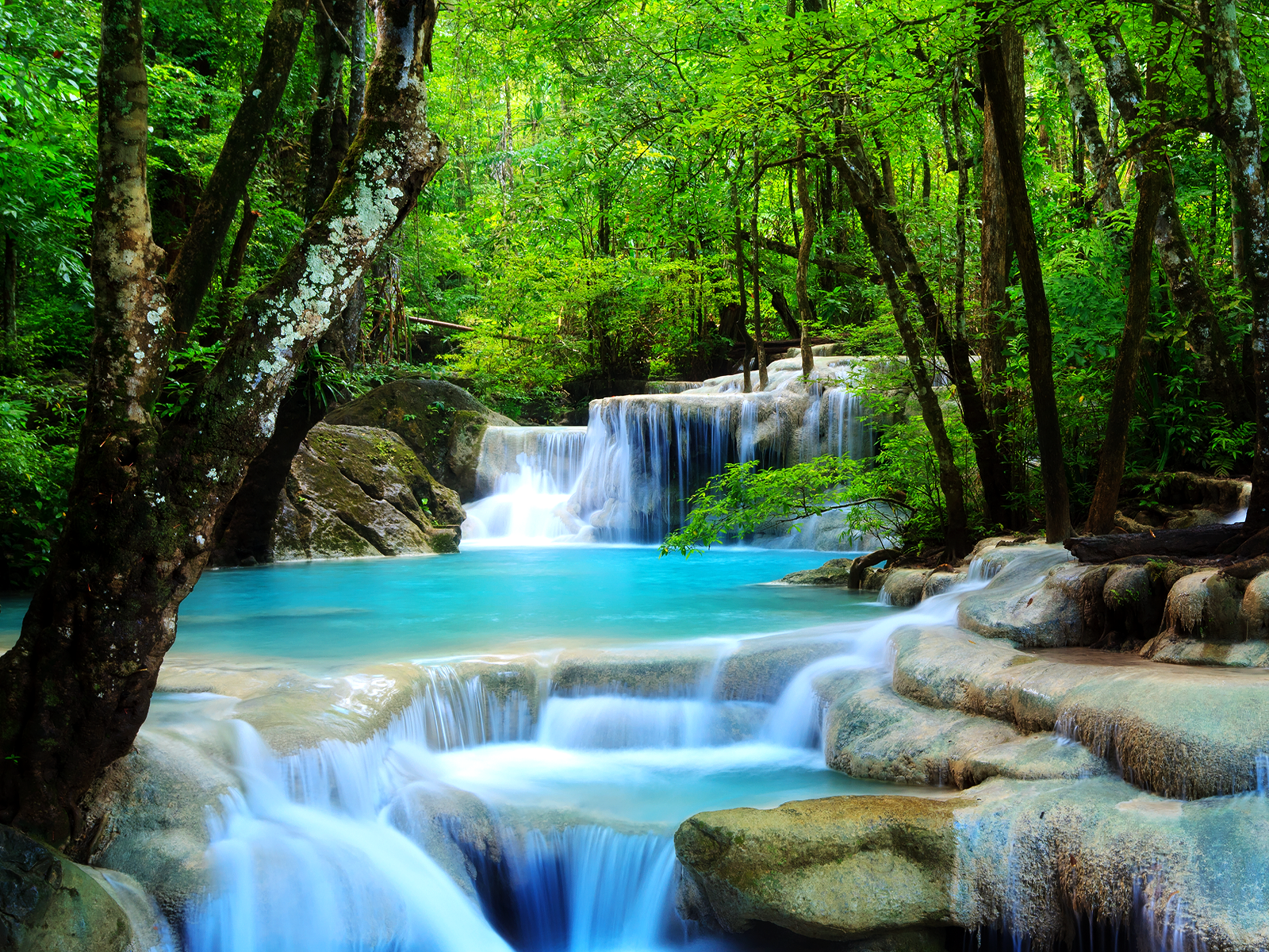 Great Waterfall Wallpaper