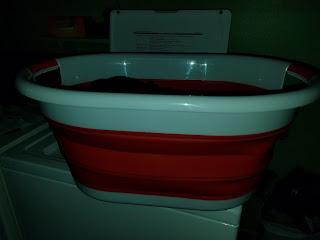 4 Stars Vremi Collapsible Plastic Laundry Basket Large