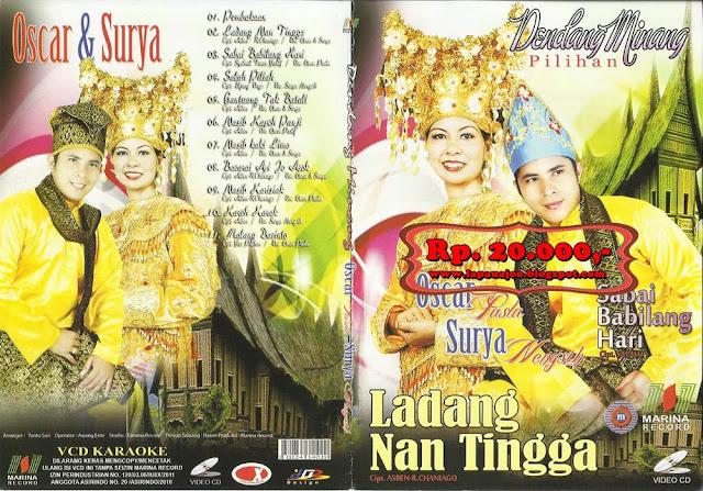Oscar Pasla & Surya Nengsih - Ladang Nan Tingga (Album Dendang Minang Pilihan)