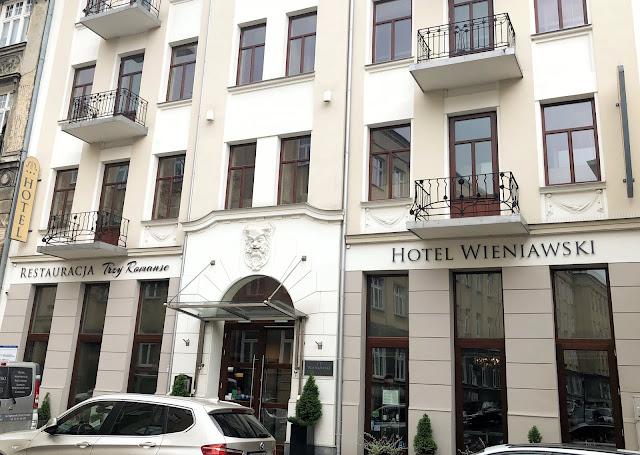 Restaracja trzy Romanse, Hotel Wieniawski, Lublin, damazprowincji.blogspot.com