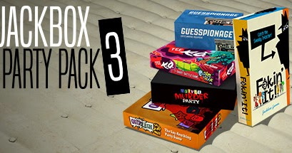 Capsulejay's Tales from the Backlog: Jackbox Party Pack 3 ...