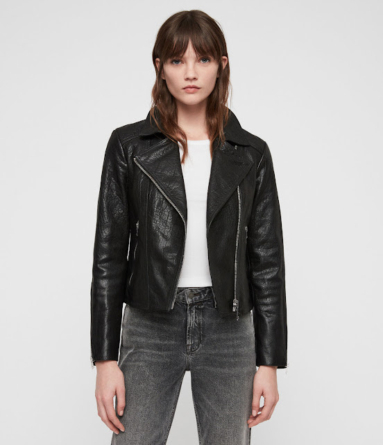all saints pataya leather biker jacket