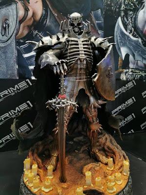 Skull Knight escala 1/4 - Berserk