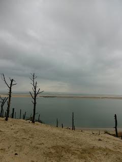 Le banc d'Arguin, vu de la dune du pilat 2, malooka