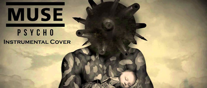 Lirik Lagu Muse - Psycho