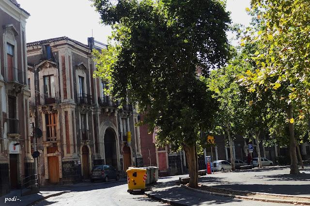 Piazza Dante Catania