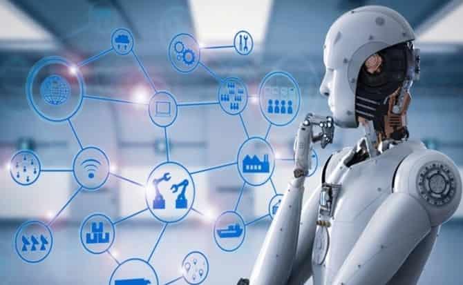 Trabajo, inteligencia artificial, tecnología