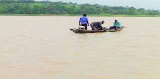 THREE DEAD, FIVE MISSING AS BOAT TIP OVER IN LAGOS STATE