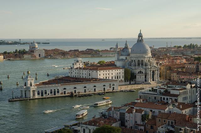 Virgen Salute Venecia Italia turismo
