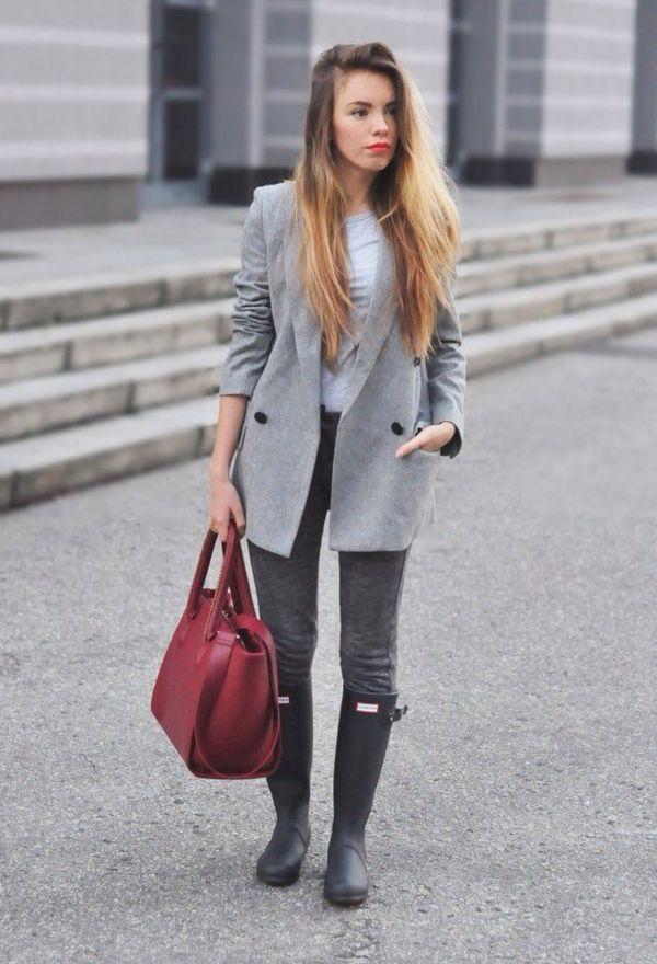 Botas de moda para invierno