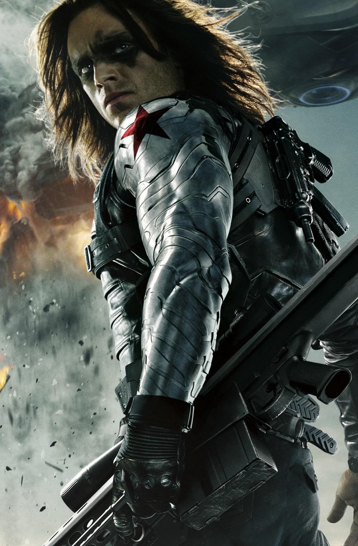 Mumen Rider (OPM) vs Winter Soldier (MCU)