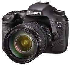 Harga dan Spesifikasi Canon EOS 7D