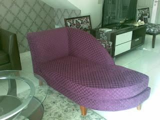 service sofa chaise long di cikarang