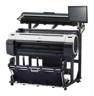 Canon ImagePROGRAF iPF815 MFP M40 Driver and Manual Download