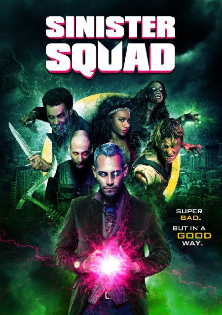 Sinister Squad (2016) ταινιες online seires xrysoi greek subs