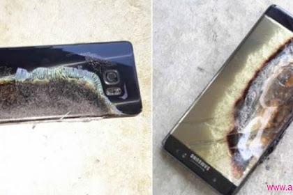 Banyaknya Kasus Galaxy Note 7 Meledak, Saham Samsung Anjlok