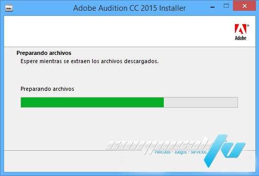 Adobe Audition CC Versión 8.0.0 Español